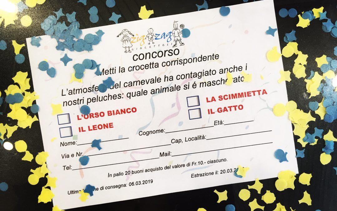 CONCORSO DI CARNEVALE